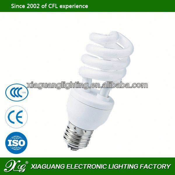 High Power Chinese g9 cfl half energy savingled tube lamp