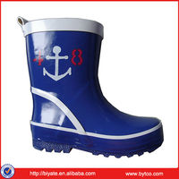High Quality Clear Rubber Rain Boots
