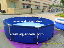 Swimming pool,Giant outdoor used pvc swimming pool