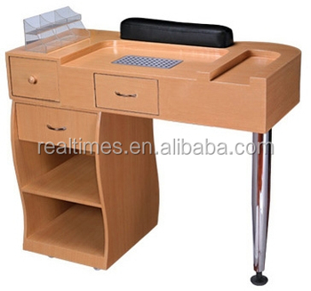 Wt 8601 nail manicure table double nail table cheap nail for Cheap nail desk
