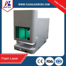 10w 20w 30w Ring/jewellery Laser fiber Engraving Machine