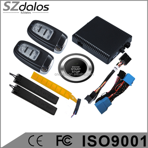 Smart Car Alarm On Sale PKE,Anti-hijacking And Anti-thief By Disconnect Immobilizer or Fuel Circuit