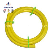 Cheap long anti-aging lawn care PVC reinforced hose for submersible pump suppliers