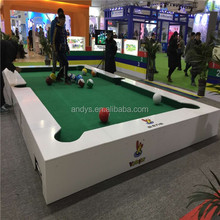Brand new developed CUZU pool soccer table newest design