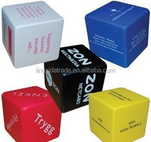 Australia Yellow Anti-Stress Ball Polystyrene Soft Foam Balls