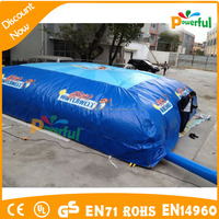 New inflatable stunt air bag/xtreme adventure big air bag for jump