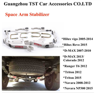 4WD automobile Pickup Hilux Revo 2016 anti roll bar /Space Arm