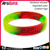 Hot sale bracelet custom silicone