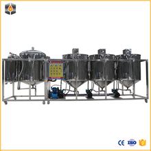 HDC crude palm oil refining machine