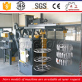 Y shape hanger type shot blasting machine manufacturer for cleaning casting and forgings