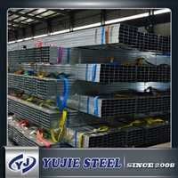 ERW PRE GALVANIZED STEEL TUBE/PRE GI RECTANGULAR TUBE/HOLLOW TUBE