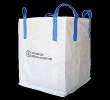 Europe standard pp jumbo bag recycled fibc 1000kg