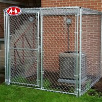 hot sale anping high quality cheap price professional hot dipped galvanized pvc coated portable wire mesh chain link yard fence