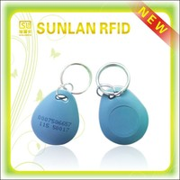 125kHz/13.56MHz RFID Key fob with Factory Price
