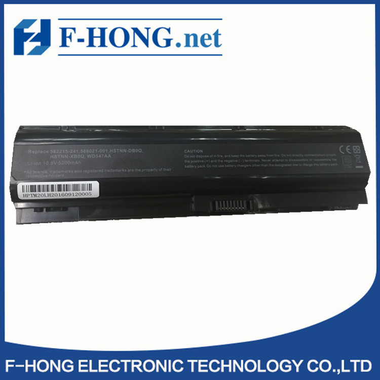 Laptop Battery For HP TouchSmart TM2 10.8V 5200mAh Battery 586021-001