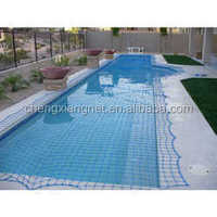 Pond and Pool Cover Netting - DUCK EXCLUSION NETTING FOR SWIMMING POOLS