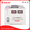 Solid electric avs 10KVA single phase compensation automatic voltage regulator