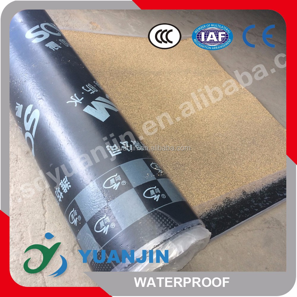 cheap waterproof asphalt membrane for waterproof