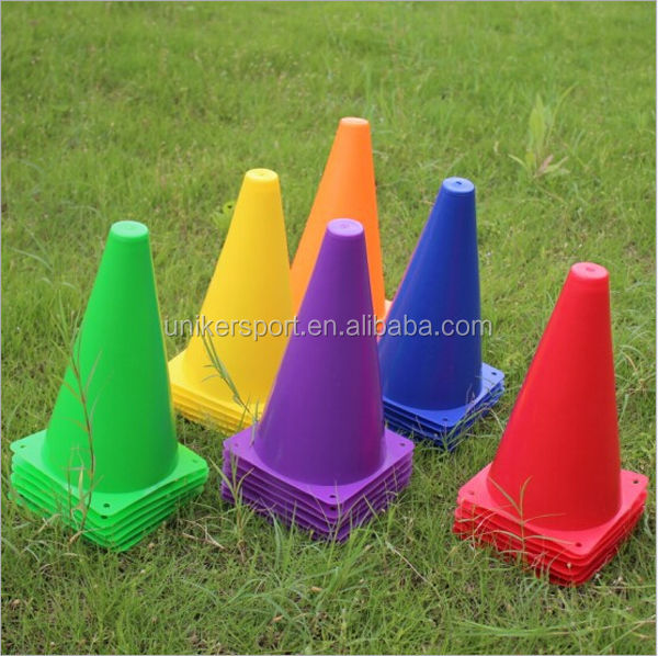 good quality sports training cones training marker cone UK066