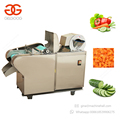 Commercial Automatic Electric Vegatable Pumpkin Onion Chilli Chili Cutting Salad Coriander Carrot Stick Cutter Machine