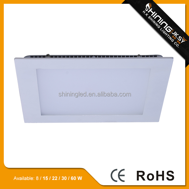 energy saving led panel ceiling exterior wall panel light
