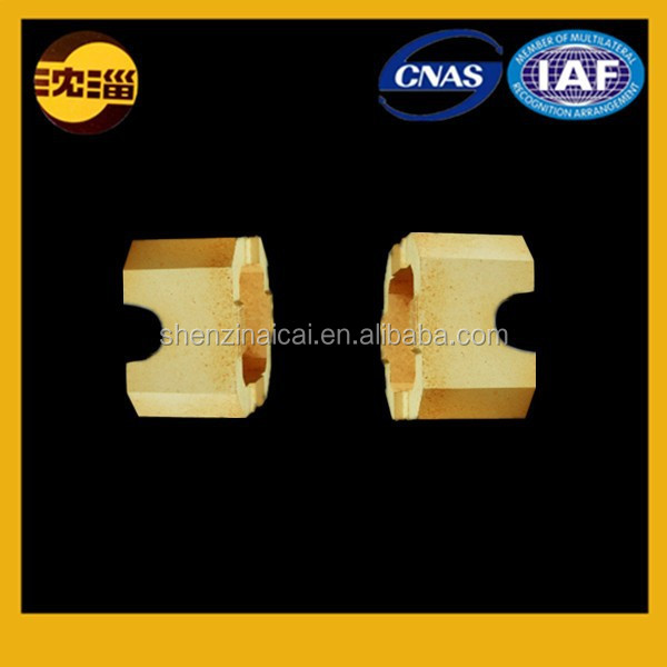 different types of bricks curved fire brick low pore brick