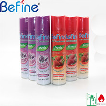 European style aerosol air freshener looking for sole agent in Africa