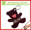 Promotional Logo Customized Cheap Felt Keychains