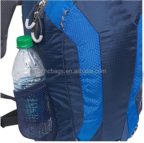 2017 Outdoor Sports Hiking Backpack Bag with Rain Cover