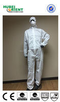 Wholesale SMS liquid protective disposable type 5 6 coverall