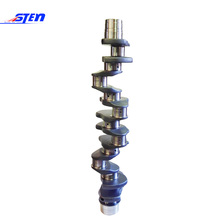 High quality auto spare parts Engine crank shaft ME999368 crankshaft 6D22 6D20 for Mitsubishi