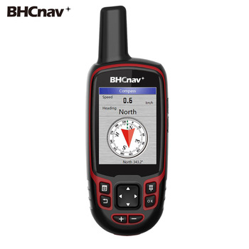China Handheld Type GPS+Glonass GPS BHC Handheld GPS Price