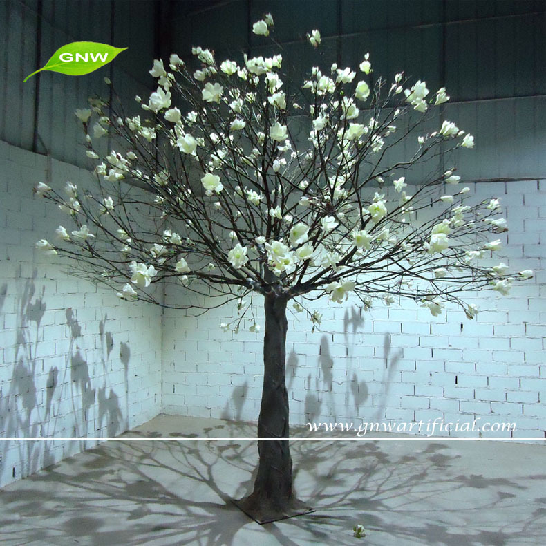 GNW BTR1505001 artificial white flower dry cheap tree branch coral made for wedding ornament