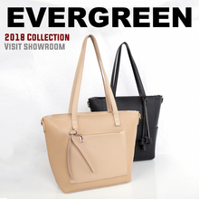 Women <strong>Fashion</strong> Customized Tote Bag Popular Big Size Tote Bag with a purse SH464
