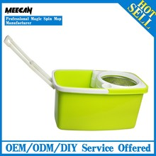 houseware car hotel use cleaning tools mop bucket 360 easy spin mop