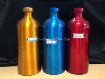 Pesticide Aluminum Bottle 1000ML A