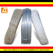 top sale galvanized steel wire properties