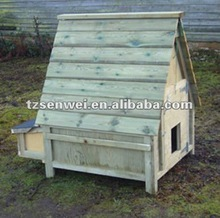 Square tube double Dog Cage ,dog house,wooden play house