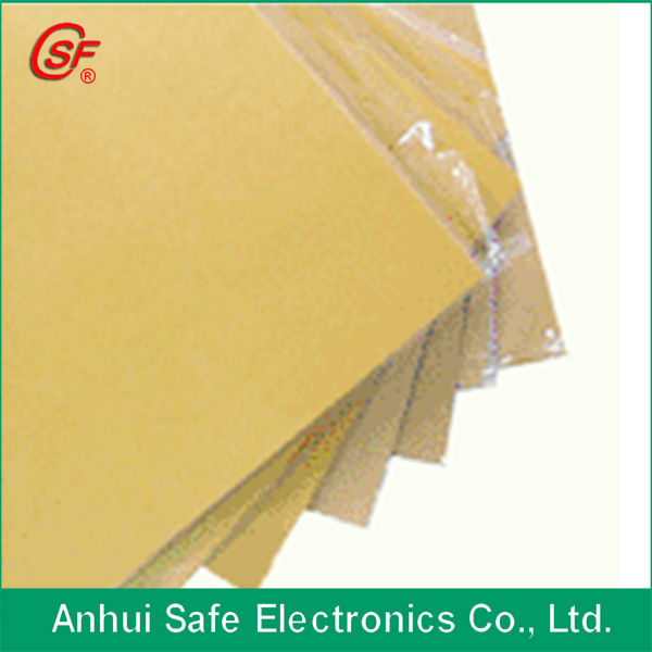 Non-laminating A4 inkjet pvc card gold color