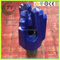 3 step or 4 step tungsten cardbide drag bit for rock drilling
