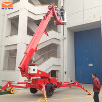 21m telescope spider lift for sale