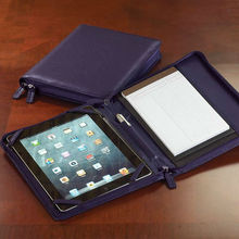 zipper portfolio case for ipad 3 or ipad 4