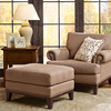 Loveseat Solid Wood Frame Living Room