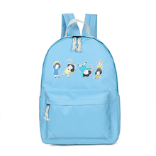 zhengze Backpack For Student Teenager School Back Pack Women's Casual Daypacks Men Canvas Laptop Backpack Girls Female canvas