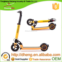 folding design Myway lastest and lightest model adults portable 2 wheel smart balance scooter