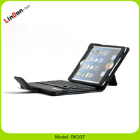 Hot Selling PU Leather Case Bluetooth Wireless 3.0 Keyboard For iPad Mini 1 2 3