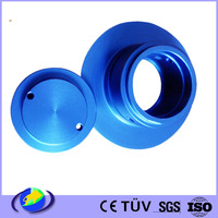 Custom Anodized CNC Aluminium Machining Parts