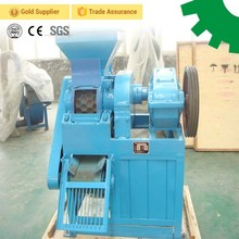 Factory price small coal ball biomass sawdust rice husk chracoal briquette making machine