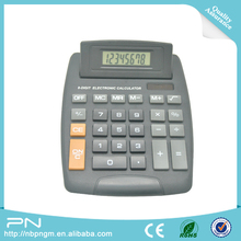 office desktop adjustable screen calculator 8 digit electronic calculator