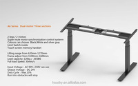 Modern height adjustable standing desk office table ,popular product office furnitures photos